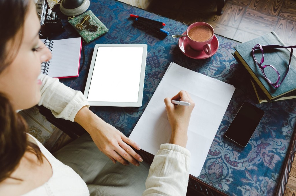 Dai sfogo alla creatività con i suggerimenti quotidiani discrittura